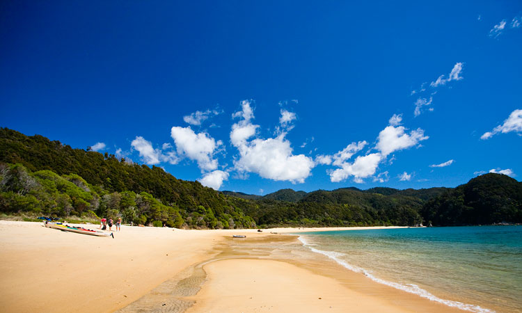 Golden Bay accommodation - Abel Tasman National Park